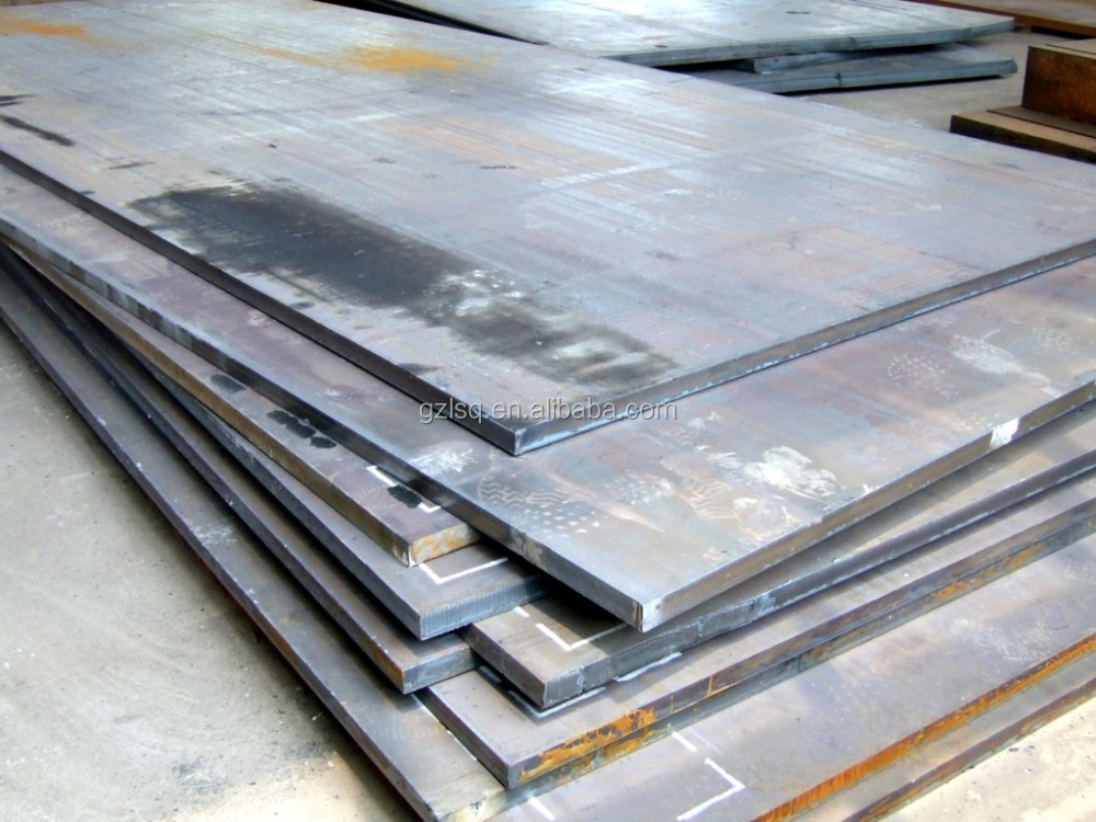 Low Alloy & High Strength Steel Plate St 52-3