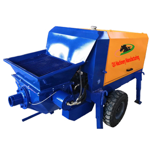 Manufacturers selling new portable pump concrete concrete pump