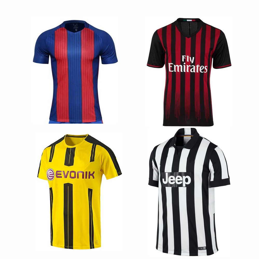 timeless design ade41 c7f6f 2017 - 2018 Loose Football Shirt Men Custom Soccer Jerseys - Buy Soccer  Jersey,Soccer Jersey,Custom Soccer Jersey Product on Alibaba.com