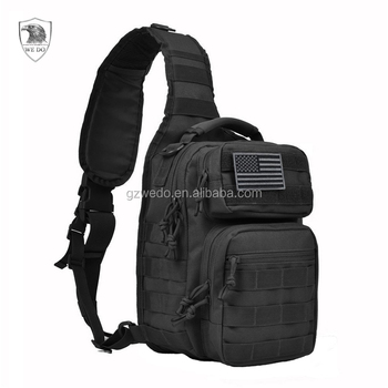 512f4f23a1 Waterproof Army Military Tactical Sling Bag for Men   Women Shoulder Sling  Bag Backpack Every Day
