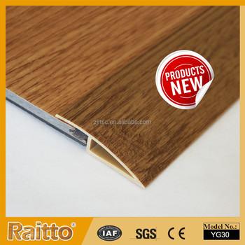Pvc Flooring Edge Trim Pvc Reducer Buy Rubber Flooring