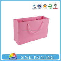 Made in China Guangzhou Manufacturer Customized beautiful handmade paper bag buyer