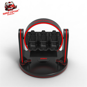 360 rotating 9d vr cinema interactive 9d vr games+9d box 360 degree cinema cine vr egg chair for children and adults