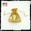 Customized color small jewelry pouch, small drawstring pouches, velvet drawstring bags