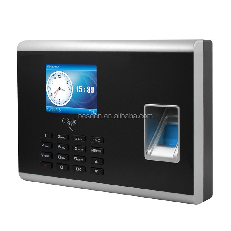 Online fingerprint RFID attendance machine (BS70)
