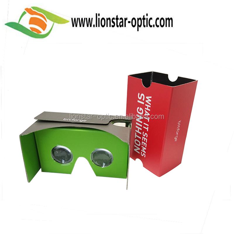 Virtual Reality Google Cardboard 3D Glasses VR Viewer 360