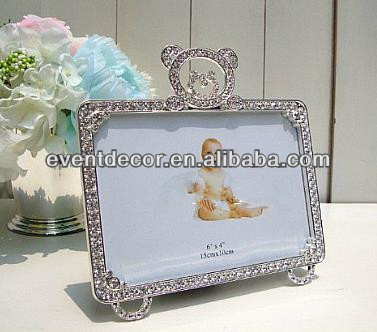 High quality popular metal picture photo frames in gifts and crafts 4x6 2080