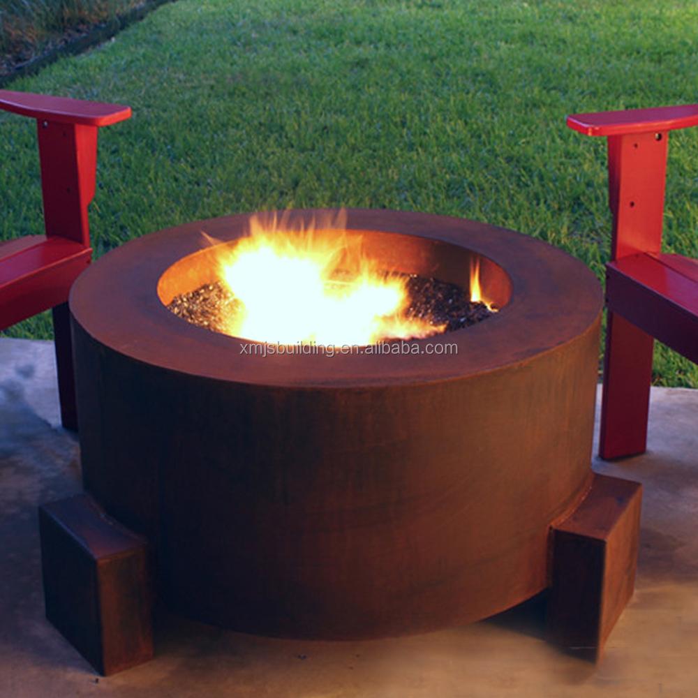 Professional Garden Corten Steel Outdoor Fire Pit Supplier - Buy Garden  Corten Steel,Corten Steel Fire Pit,Fire Pit Supplier Product on Alibaba.com - Professional Garden Corten Steel Outdoor Fire Pit Supplier - Buy