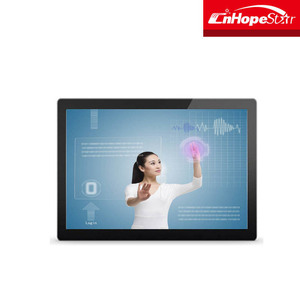 Super thin 15.6 inch open frame frameless capacitive touch screen lcd monitor