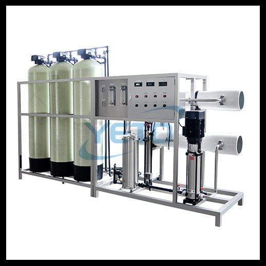cosmetic factory used under ground water treatment equipment,reverse osmosis membrane machine price