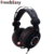 Website Promotional Usb Plug Gaming Headset Colorful Stereo Headphones Nia With Ear Pads