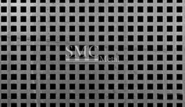 Decorative Stainless Steel Perforated Sheets Stainless