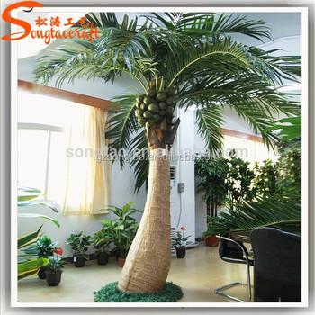 Life Like Life Size Man-made Decorative Metal Palm Trees All Kinds ...