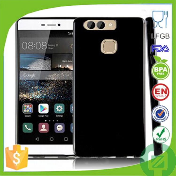 low price tpu phone case armor case for huawei p8 lite