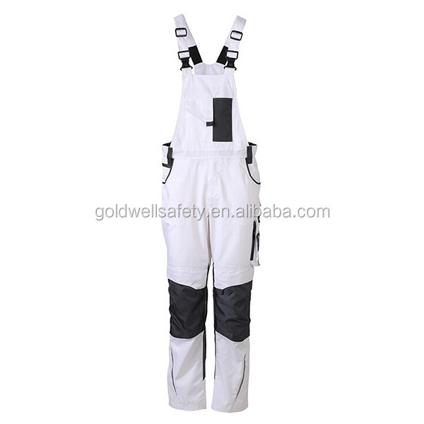 POLYESTER COTTON WORKWERA PAITER BIBPANTS