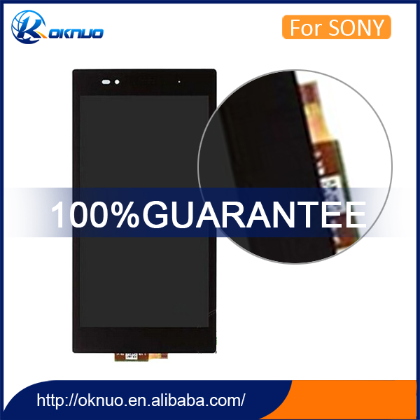 Original for sony xperia Z ultra XL39H XL39 LCD with digitizer assembly/.