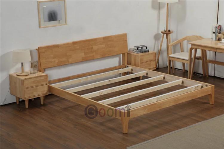 Goomi Solid Wood Bedroom Furniture Modern G901 Smart
