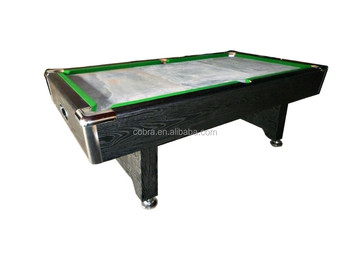 New Design Feet Slate Pool Table Game Table Pieces Slate - 9 slate pool table