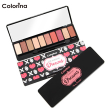 Private Label 10 Kleur shimmer Eyeshadow Palette