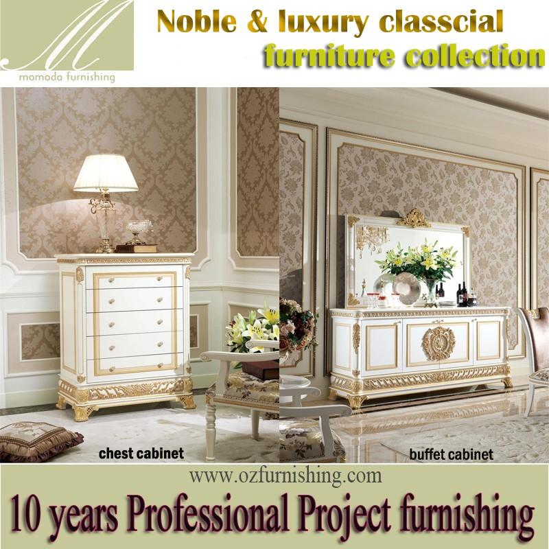 Yb62 1 luxe eetkamer meubels set antieke klassieke - Buffet de cocina leroy merlin ...
