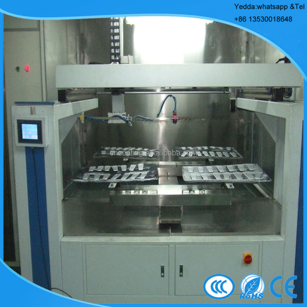 Full Automatic 5 Axis Reciprocating coating paint machine