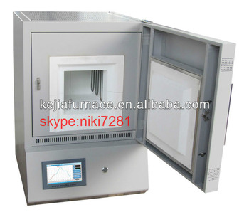 China High Temperature Small Glass Melting Furnace Buy