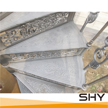 Ordinaire Spiral Stair Treads, Spiral Stair Treads Suppliers And Manufacturers At  Alibaba.com