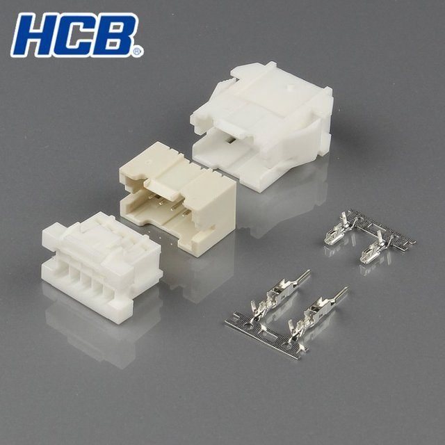 jst XAD wire to board header pbt pcb male female 14 16 12 pin connector