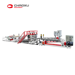 CHAOXU ABS sheet plastic extruder and ABS plastic extrusion machine YX-22A/S