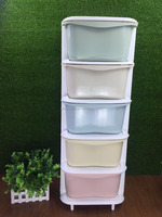 New design high quality Plastic kitchen drawer cabinet,storage box for kitchen