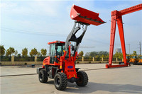 High quality hot selling wheel loader auction with snow blade