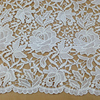 Best selling gold beauty net lace fabric for home textiles BK-FB352