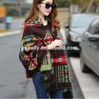 Scarf China Supplier Wholesale New Products Fashion Cloak Shawl Scarf