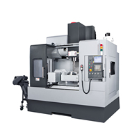 Automatic Small 5 axis 4 axis CNC milling machine VMC600L vertical CNC machining center