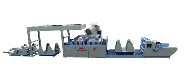 roll to roll bopp film laminating machine for pp woven sack laminated film machine
