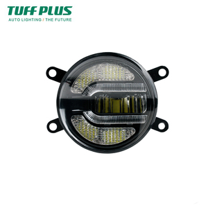 E Mark approval 3.5 Inch round 15W DRL led fog light