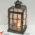 Blue Silver Leaf Metal Glass Moroccan Candle Lantern Wholesale