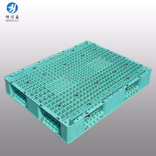 Double Faced Heavy Duty HDPE Plastic Pallet Made in China