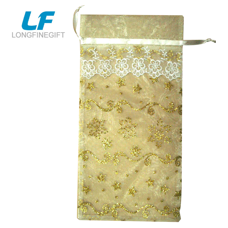 China Manufacture organza pouch Promotional Bag Handmade Small Organza Gift Bags