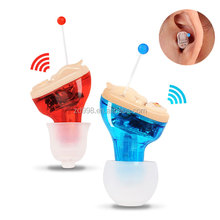 New Design Completely CIC Mini Invisible Digital Hearing Aid