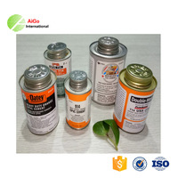 Viscosity option pvc pipe glue adhesive glue metal compound glue in Taizhou