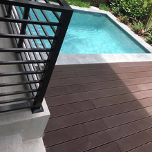 Coowin Brand decorative decking/flooring wood /eco wood