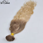 Leshine Ombre Human Hair Cuticle Aligned Hair