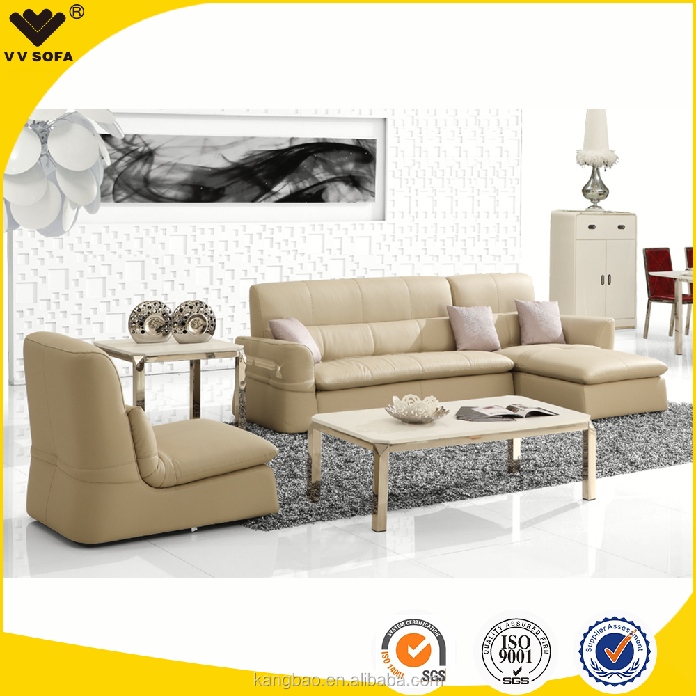 Guangzhou Furniture Leather Living Room Sofas Guangzhou Furniture - Living room suites furniture