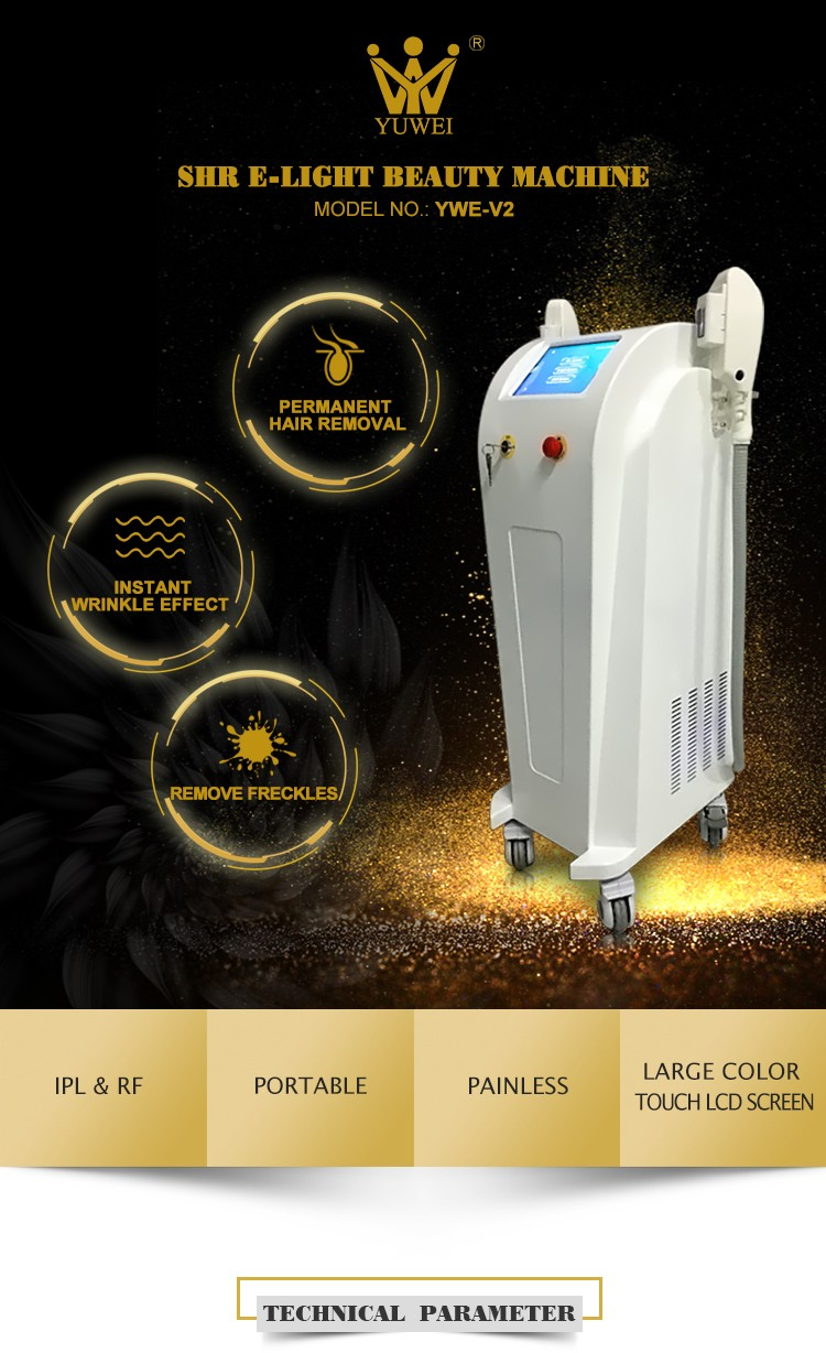 shr ipl hair removal manual with ipl beauty system