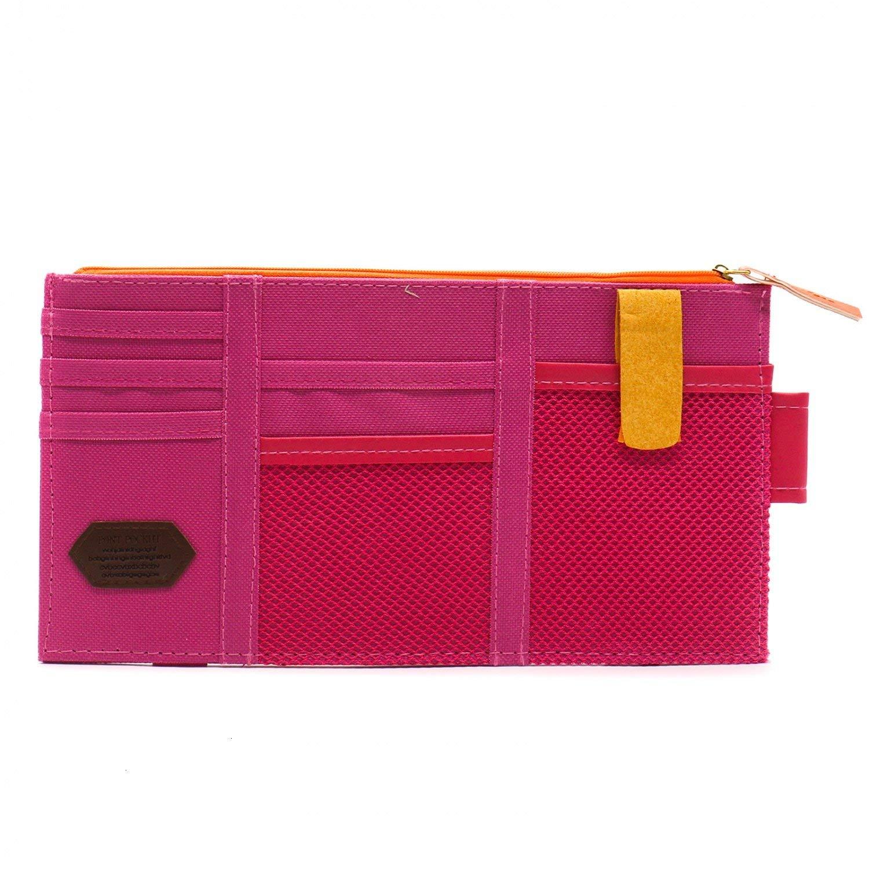 Get Quotations · IDS Multi-function Pink Auto Car Visor Vehicle Sun Visor  Storage 4b81166227d4