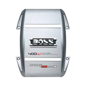 Boss Audio Cxx354 400-Watt Chaos Exxtreme 2-Channel Amp