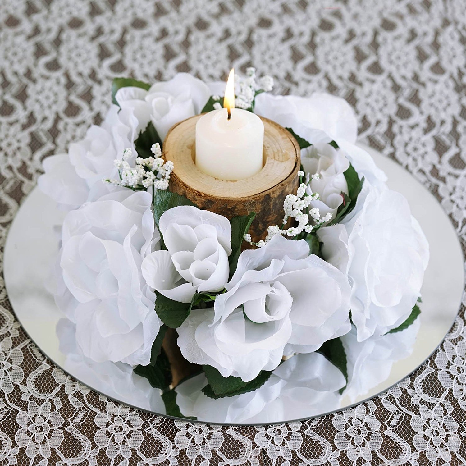 Cheap White Candle Centerpieces, find White Candle Centerpieces ...