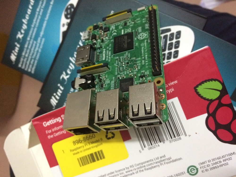 2019 High Quality Raspberry Pi 3 Model B Linux Modules For Custom Projects  - Buy Linux Single Board Computer,High Quality Fm Modulator,Wifi Module For