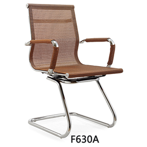 F630A executive visitor computer mesh back office chair